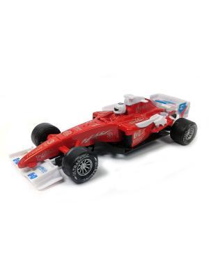 Гоночный автомобиль Азбука Тойс. Цвет: красный