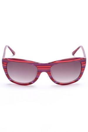 Очки солнцезащитные Missoni2. Цвет: фуксия