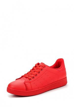 Кеды WS Shoes. Цвет: красный