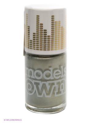 Лак для ногтей Copacabana Models own. Цвет: оливковый
