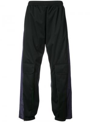 Elasticated waist trousers Cottweiler. Цвет: чёрный
