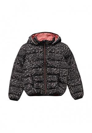 Куртка утепленная Name It. Цвет: черный