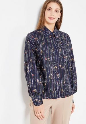 Рубашка Lolita Shonidi. Цвет: синий