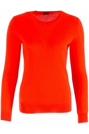 Джемпер Joseph. Цвет: оранжевый