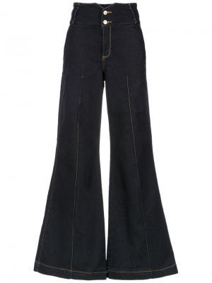 Palazzo jeans Tufi Duek. Цвет: none