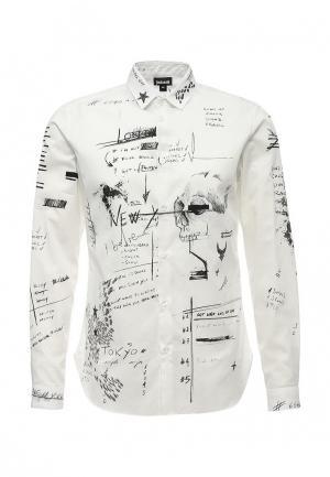 Рубашка Just Cavalli. Цвет: белый