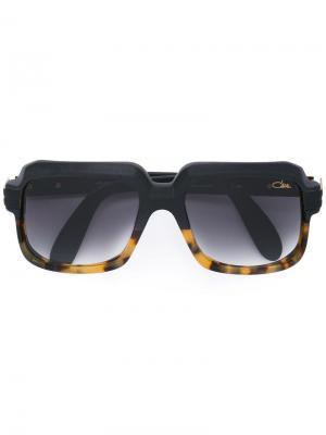 Солнцезащитные очки 607-3 Cazal. Цвет: чёрный