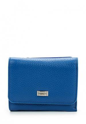 Кошелек Fabretti 44010-blue