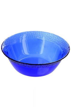 Салатник, 6 шт Pasabahce. Цвет: синий