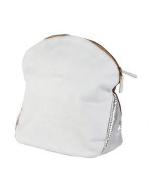 Рюкзаки и сумки на пояс EBARRITO. Цвет: белый