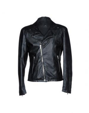 Куртка STILOSOPHY INDUSTRY. Цвет: черный