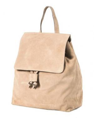 Рюкзаки и сумки на пояс MY CHOICE. Цвет: голубиный серый