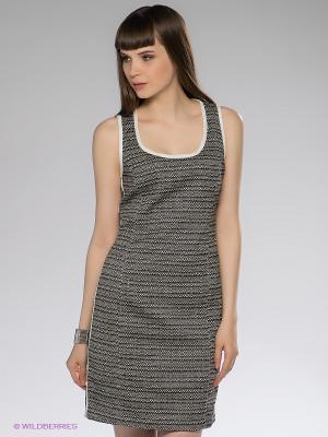 Платье Dept. Цвет: серый