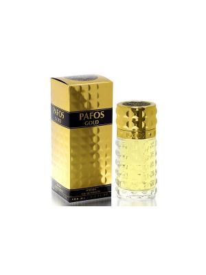Туалетная вода Pafos Gold 100 ml. Цвет: прозрачный
