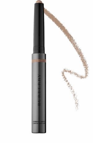 Кремовый карандаш-тени для век, оттенок 102 Pale Nude Burberry. Цвет: бесцветный