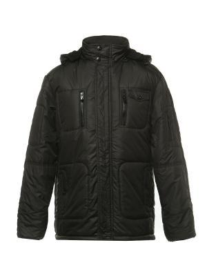 Куртка Diamond. Цвет: черный