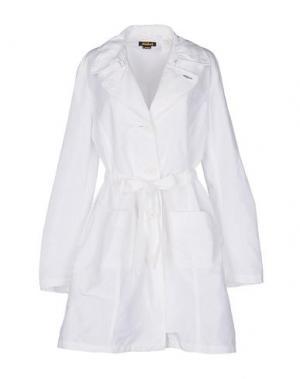 Легкое пальто KILLAH. Цвет: белый
