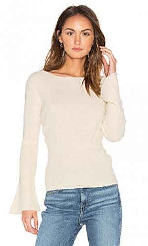 Salzburg pullover cashmere sweater Central Park West. Цвет: белый