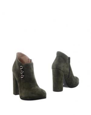 Ботинки ELIANA BUCCI. Цвет: зеленый