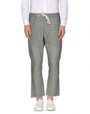 Повседневные брюки ALICE SAN DIEGO. Цвет: зеленый