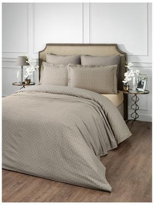 Комплект постельного белья Ар-деко TOGAS. Цвет: серый