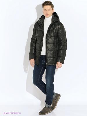 Куртка VIVACANA. Цвет: черный