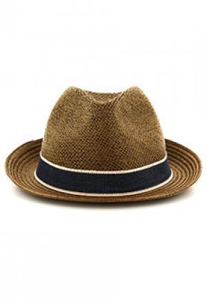 Шляпа ALTEA. Цвет: коричневый