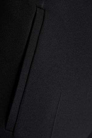 Черные брюки-палаццо Roland Mouret. Цвет: черный