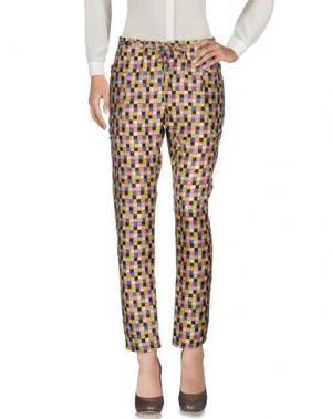 Повседневные брюки MIGUEL PALACIO for HOSS INTROPIA. Цвет: розовый