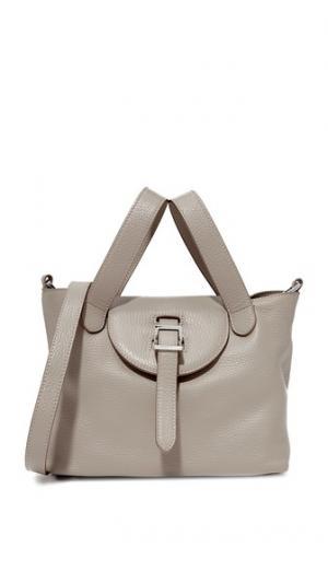 Миниатюрная сумка-портфель la meli melo