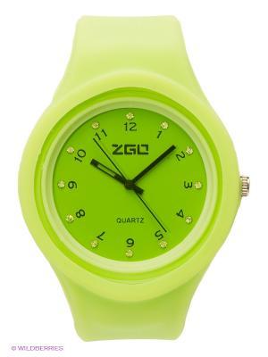 Часы Kawaii Factory. Цвет: салатовый