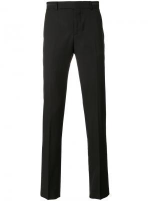 Классические брюки Rochas. Цвет: чёрный
