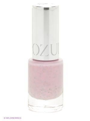 Лак для ногтей Гламур (Fruity Milk), тон 62 YLLOZURE. Цвет: бледно-розовый, синий