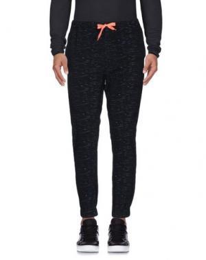 Повседневные брюки NEFF. Цвет: черный