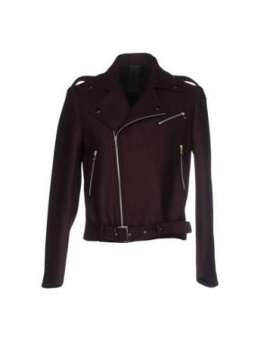 Куртка IMB I'M BRIAN. Цвет: красно-коричневый
