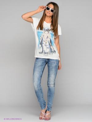 Джинсы Cars Jeans. Цвет: синий