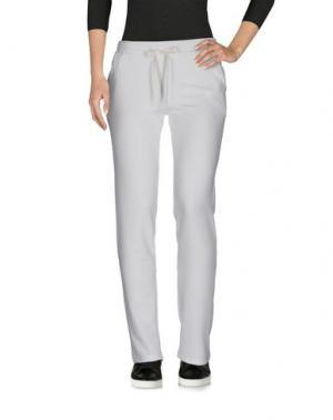 Повседневные брюки BACI RUBATI. Цвет: слоновая кость