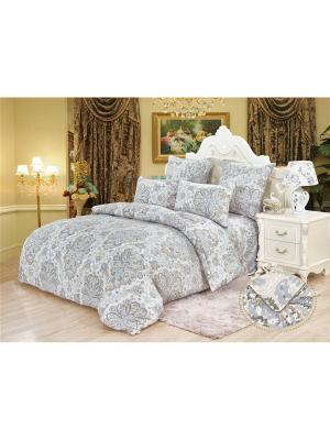 Комплекты постельного белья, Консуэла, 1,5 спальный KAZANOV.A.. Цвет: бежевый,серый