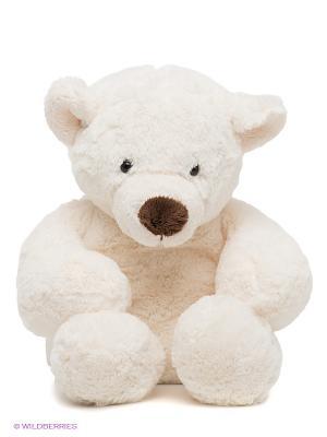 Мягкая игрушка Белый медведь Gulliver. Цвет: белый