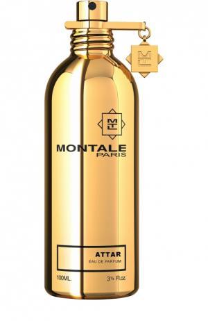 Парфюмeрная вода Attar Montale. Цвет: бесцветный