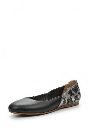 Туфли Grand Style. Цвет: черный