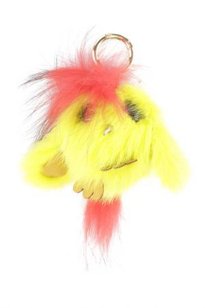 Брелок Donna Lorena. Цвет: красный, желтый