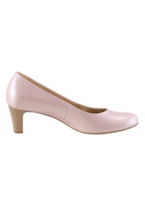 Туфли GABOR. Цвет: розовый, темно-красный
