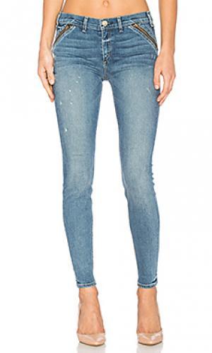 Облегающие джинсы margaux MCGUIRE. Цвет: none