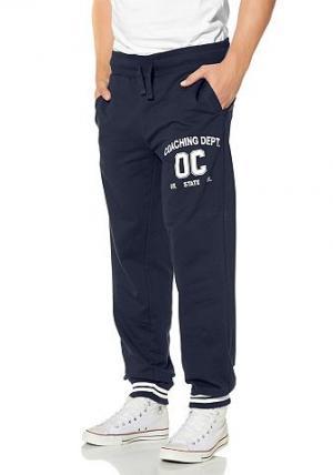 Тренировочные брюки OCEAN Sportswear. Цвет: цвет морской волны