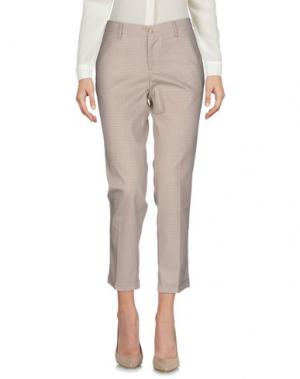Повседневные брюки ALTEA. Цвет: светло-коричневый