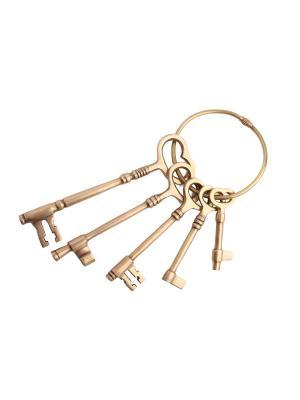 Сувенир  Ключи ГАНГ. Цвет: бронзовый