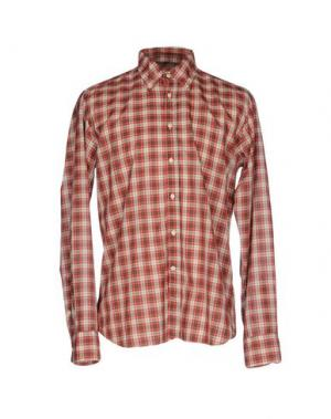 Pубашка BEVILACQUA. Цвет: красный