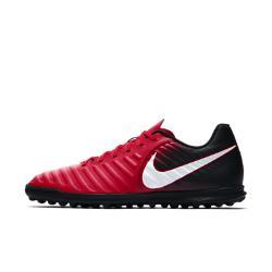 Футбольные бутсы для игры на искусственном газоне  TiempoX Rio IV Nike. Цвет: красный