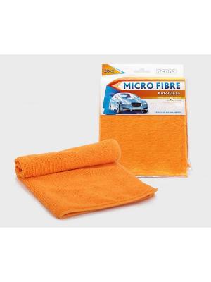 Салфетка из микрофибры AutoClean 35х40 арт. AMF-01 AZARD. Цвет: оранжевый